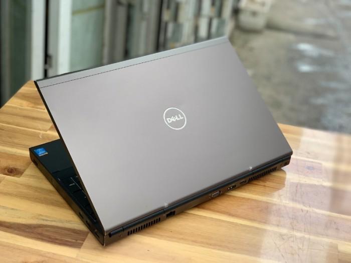 Laptop Dell Precision M4800, i7 4800QM 8G SSD256 Quadro K2100M Full HD Đèn ph0