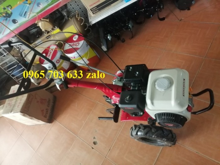 Máy xới đất đa năng Honda GX200, công suất 5.5hp,1