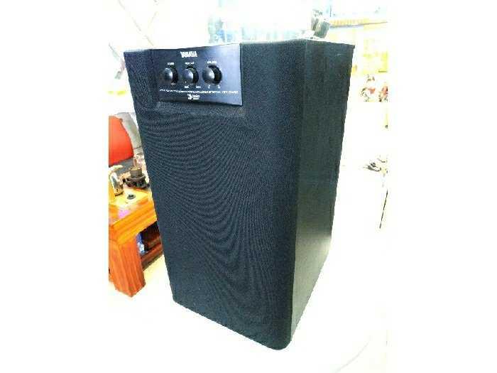 Sup nhật YAMAHA YST-W80 bass 200