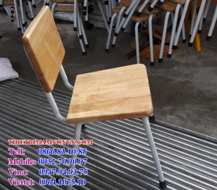 Ghế nhập khẩu, các loại ghế gỗ chân sắt và ghế nhựa tay vịn nhập khẩu đang bán chạy2