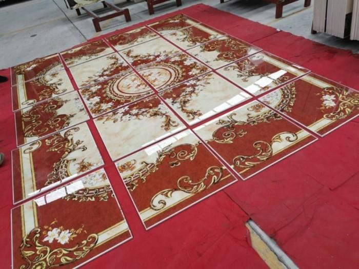 Nhà sản xuất gạch thảm 3d3