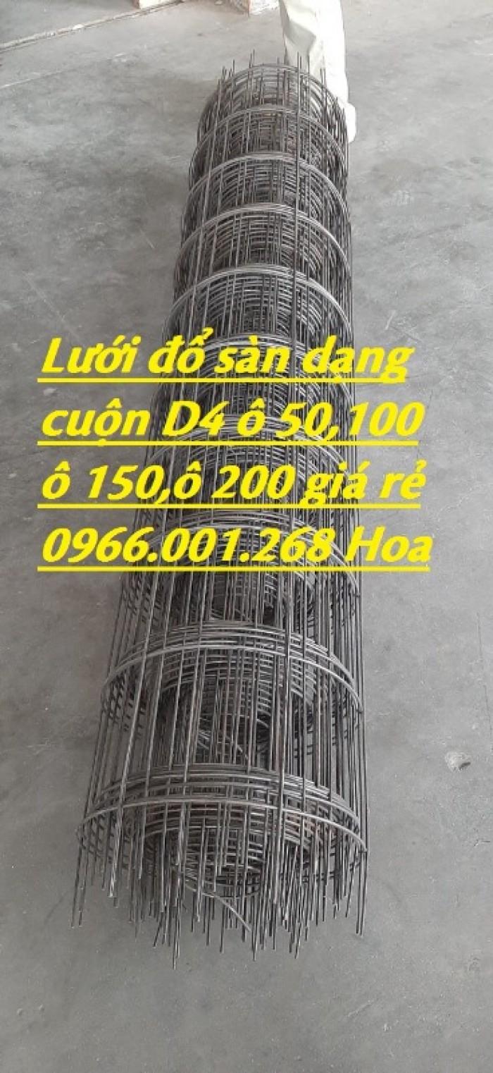 Chuyên sản xuất lưới thép hàn cường lực phi 4,phi 5,phi 6 đến phi 12 giá rẻ5