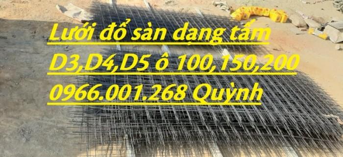 Chuyên sản xuất lưới thép hàn cường lực phi 4,phi 5,phi 6 đến phi 12 giá rẻ1