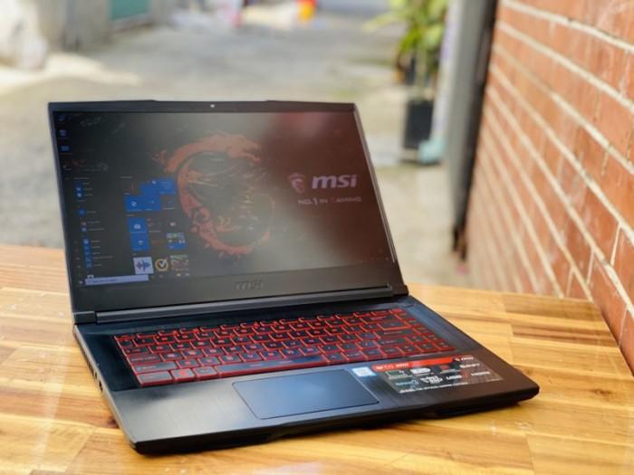 Laptop Gaming MSI GF63 8RD, i7 8750H/ 8G/ SSD128+1TB/ Full HD/ GTX1050TI 4G/0