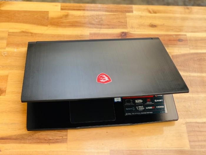 Laptop Gaming MSI GF63 8RD, i7 8750H/ 8G/ SSD128+1TB/ Full HD/ GTX1050TI 4G/2