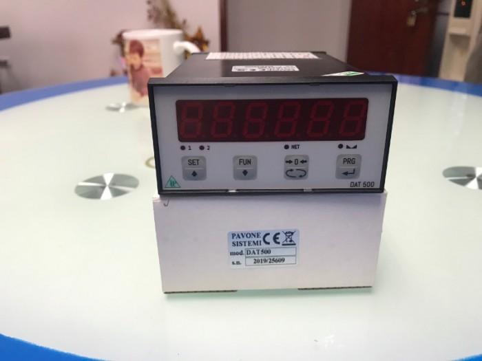 Đầu cân Điện Tử DAT 500 Sản xuất tại Italia0