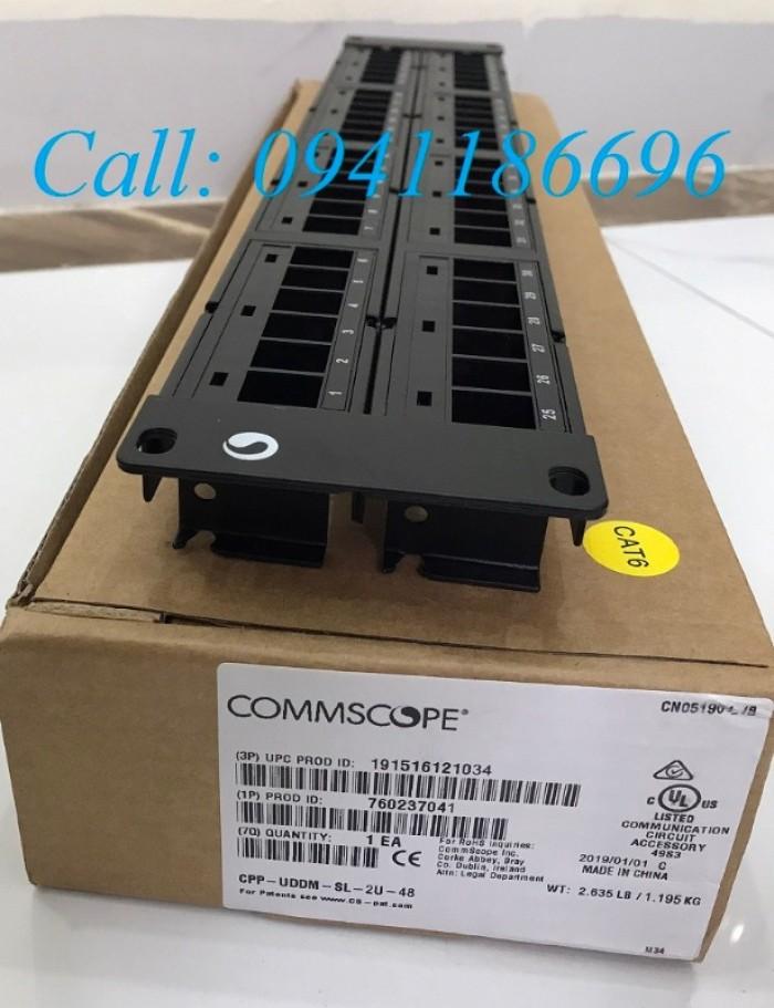 Patch panel CommScope5