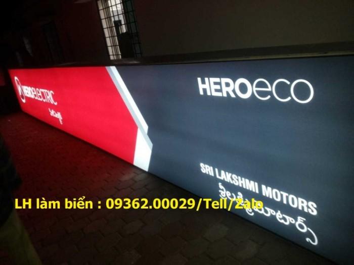 Nhận thi công lắp đặt biển quảng cáo giá rẻ  tại Hà NỘi9