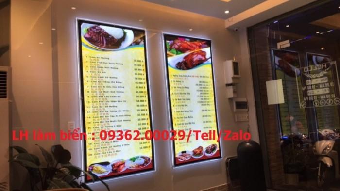 Nhận thi công lắp đặt biển quảng cáo giá rẻ  tại Hà NỘi7