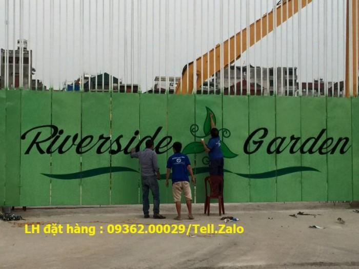 Nhận thi công lắp đặt biển quảng cáo giá rẻ  tại Hà NỘi15