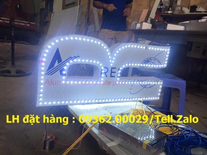 Nhận thi công lắp đặt biển quảng cáo giá rẻ  tại Hà NỘi13