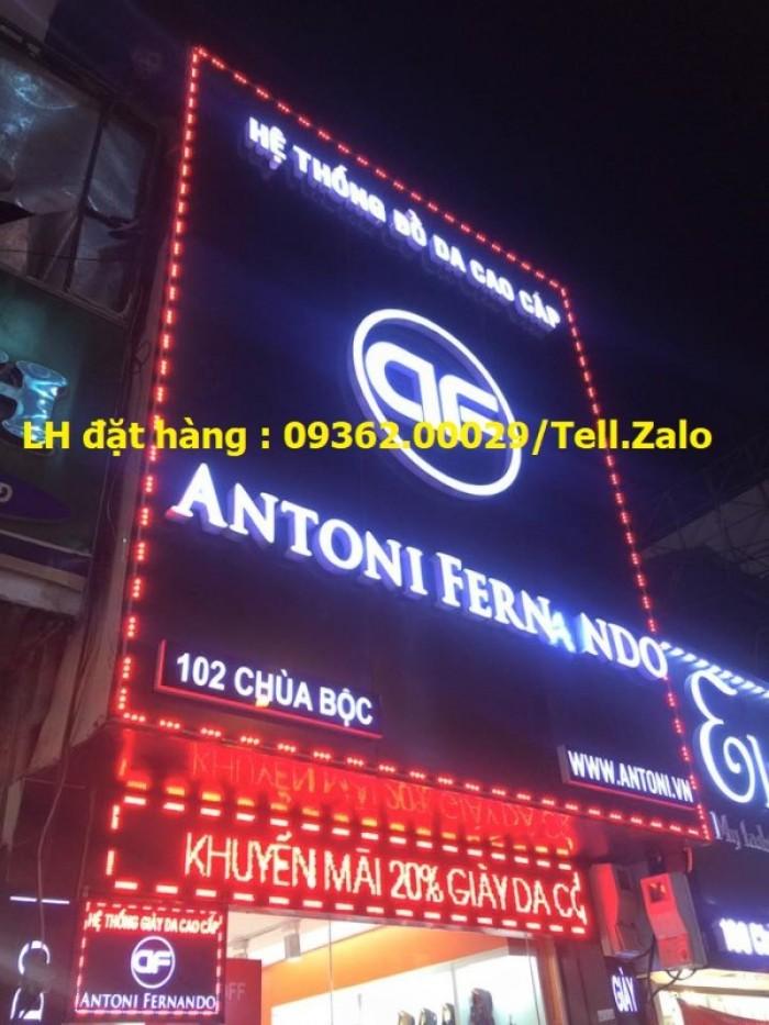 Nhận thi công lắp đặt biển quảng cáo giá rẻ  tại Hà NỘi18