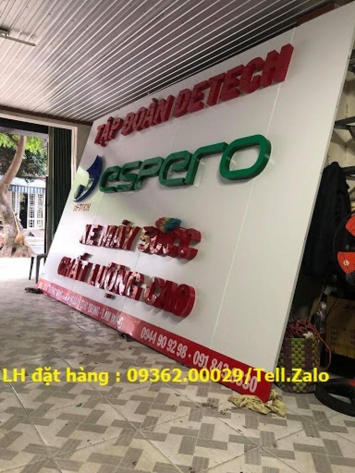 Nhận thi công lắp đặt biển quảng cáo giá rẻ  tại Hà NỘi19