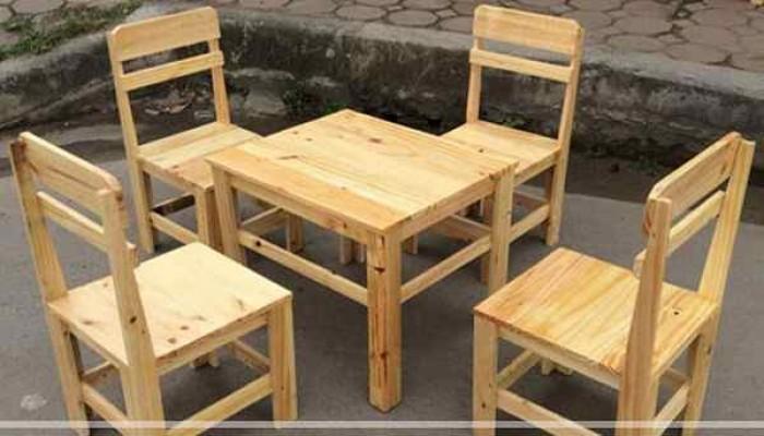 Bàn ghế cafe giá rẻ khách có nhu cầu xin lh mình nha.300