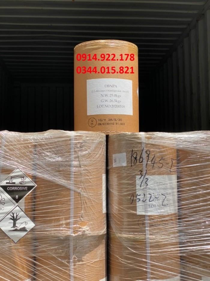 DBNPA (BRONOPOL) 99% chuyên đặc trị nấm, vi khuẩn0