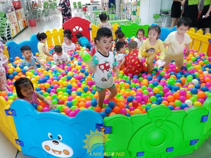 Chuyên cung cấp nhà banh trong nhà cho trẻ em vận động, vui chơi8