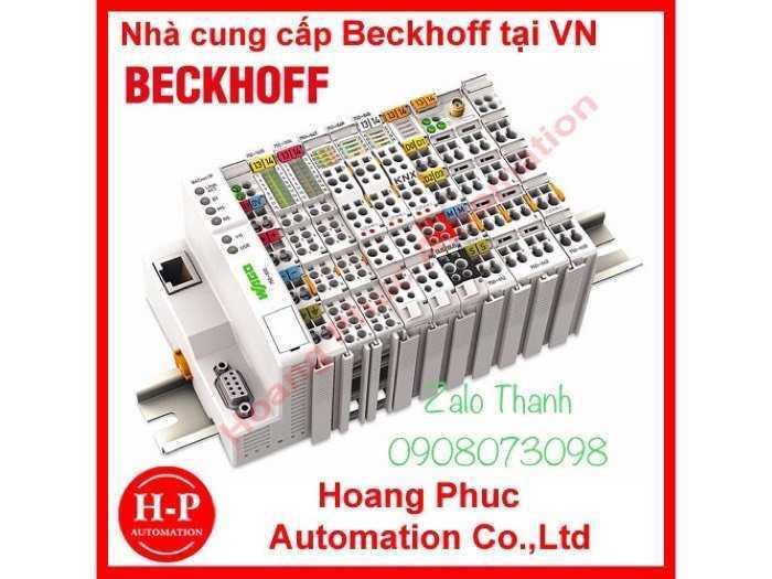Bộ điều khiển Beckhoff nhà cung cấp tại Việt Nam0
