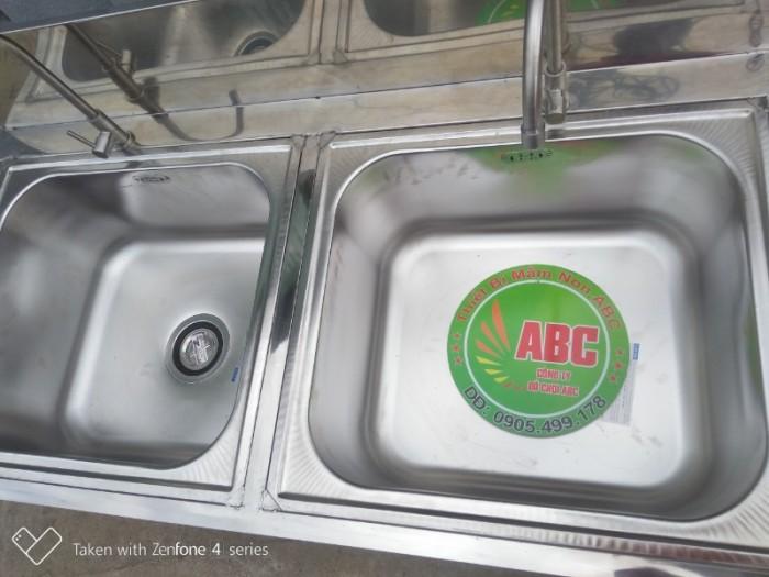 Bồn rửa tay inox  mầm non, Chậu rửa tay inox  MẦM NON giá rẻ chất lượng cao0