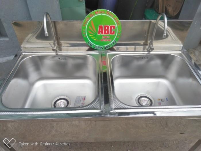 Bồn rửa tay inox  mầm non, Chậu rửa tay inox  MẦM NON giá rẻ chất lượng cao2
