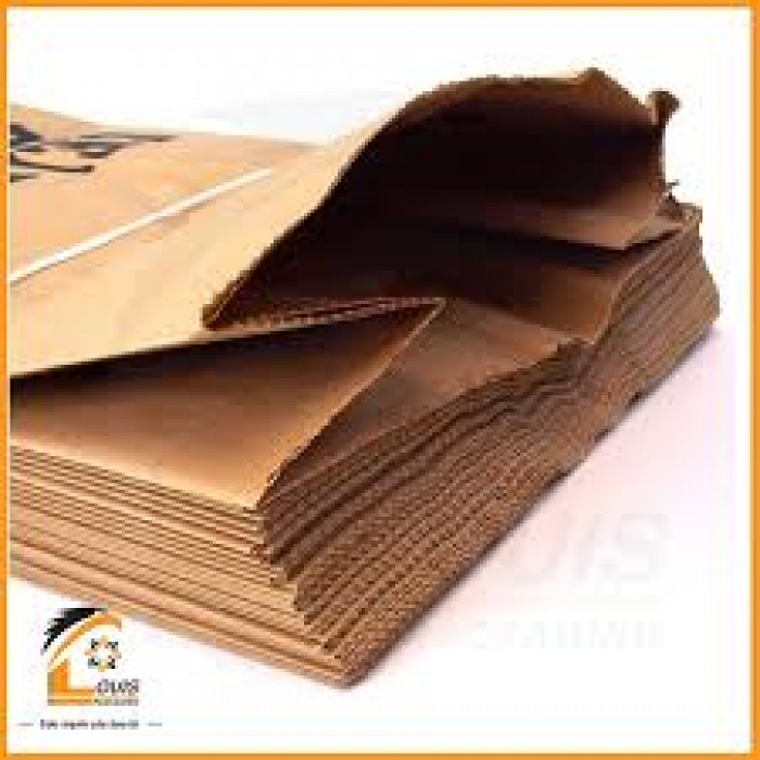 Bao giấy kraft 1 lớp , 2 lớp , 3 lớp,5