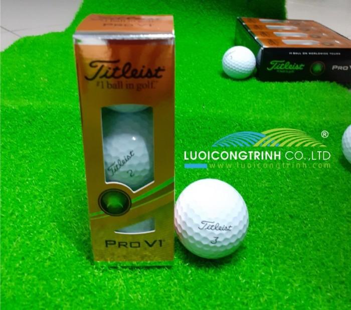 Banh golf Titleist Nhập Khẩu1