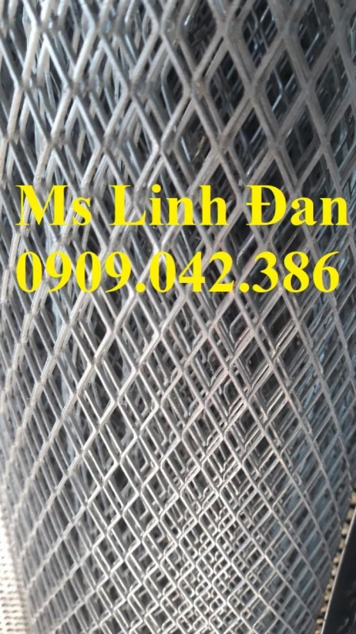 Lưới thép hình thoi, lưới thép kéo giãn, lưới thép dập giãn, lưới mắt cáo,6