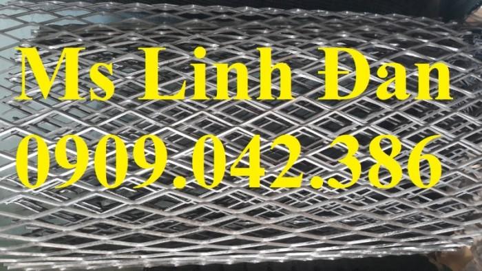 Lưới thép hình thoi, lưới thép kéo giãn, lưới thép dập giãn, lưới mắt cáo,7