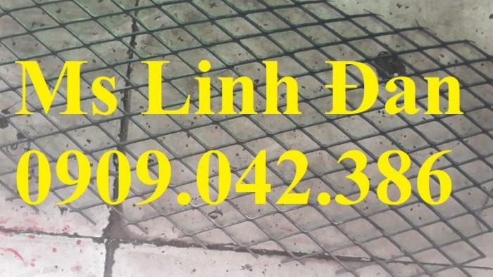 Lưới thép hình thoi, lưới thép kéo giãn, lưới thép dập giãn, lưới mắt cáo,8