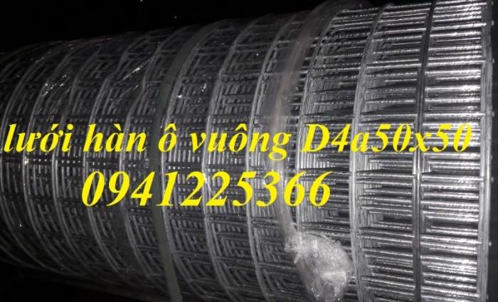 Sản xuất lưới thép hàn mạ kẽm tại Hà Nội