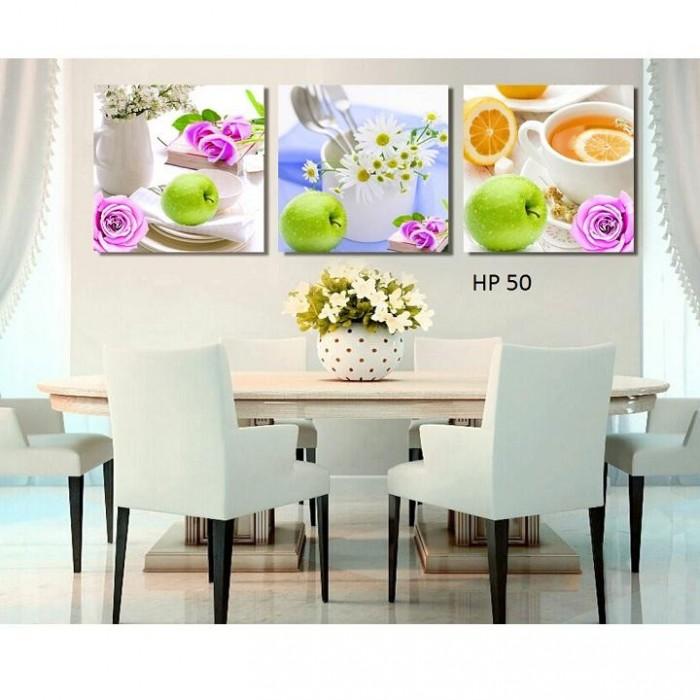 Tranh phòng bếp- tranh gạch 3D3