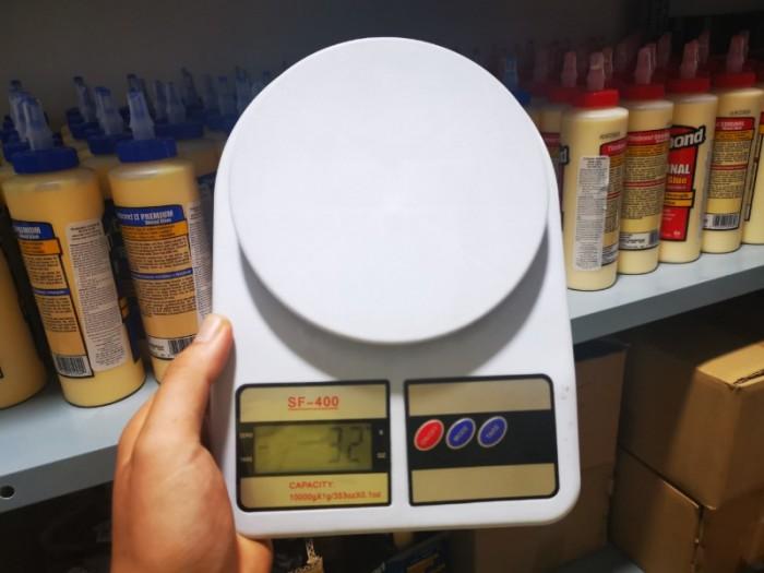 Cân Điện Tử SF4 với thiết kế khung hợp kim, võ nhựa ABS cứng cáp, đĩa cân nhẵn mịn, dễ lau chùi bảo quản, giúp cân sử dụng lâu bền trong mọi môi trường.