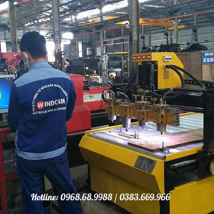 Máy CNC mini   Máy khắc gỗ CNC mini   Máy CNC gỗ mini 9015-40