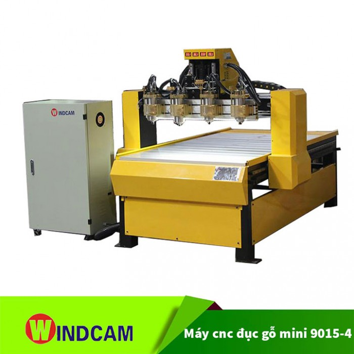 Máy CNC mini   Máy khắc gỗ CNC mini   Máy CNC gỗ mini 9015-42