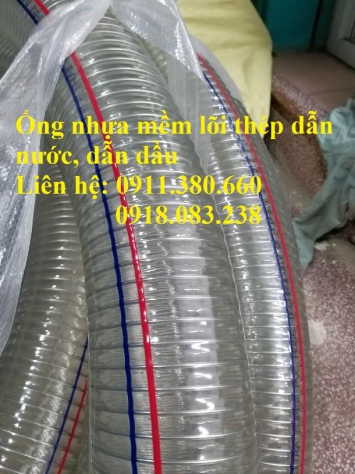 Ống nhựa mềm lõi thép phi 27, phi 34, phi 38,....phi 127,phi 1503