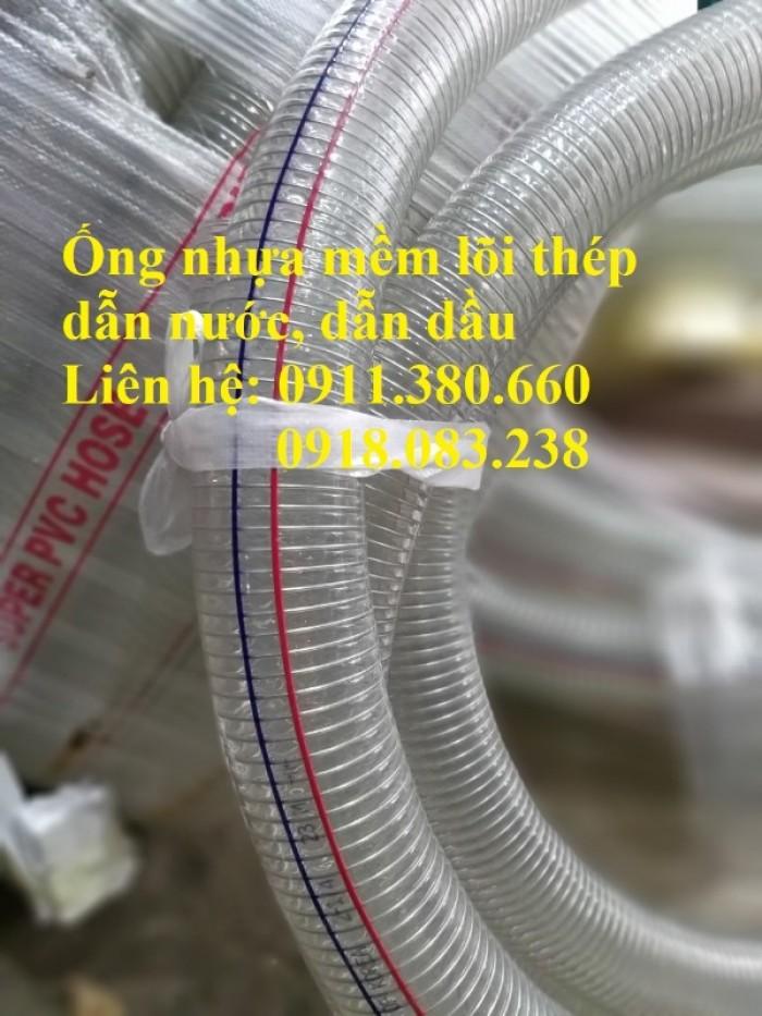 Ống nhựa mềm lõi thép phi 27, phi 34, phi 38,....phi 127,phi 1502