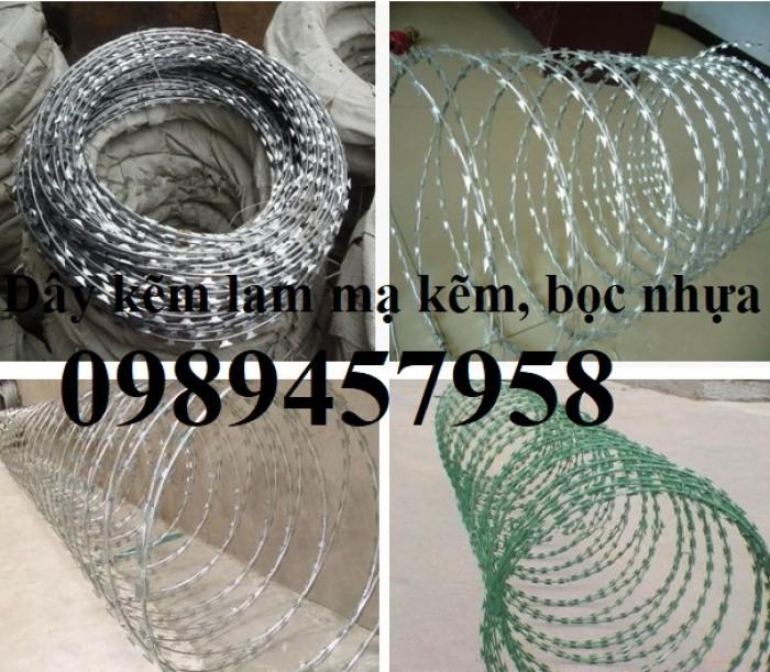 Bán dây kẽm lam đường kính 45cm, 60cm, 90cm tại Sài Gòn4