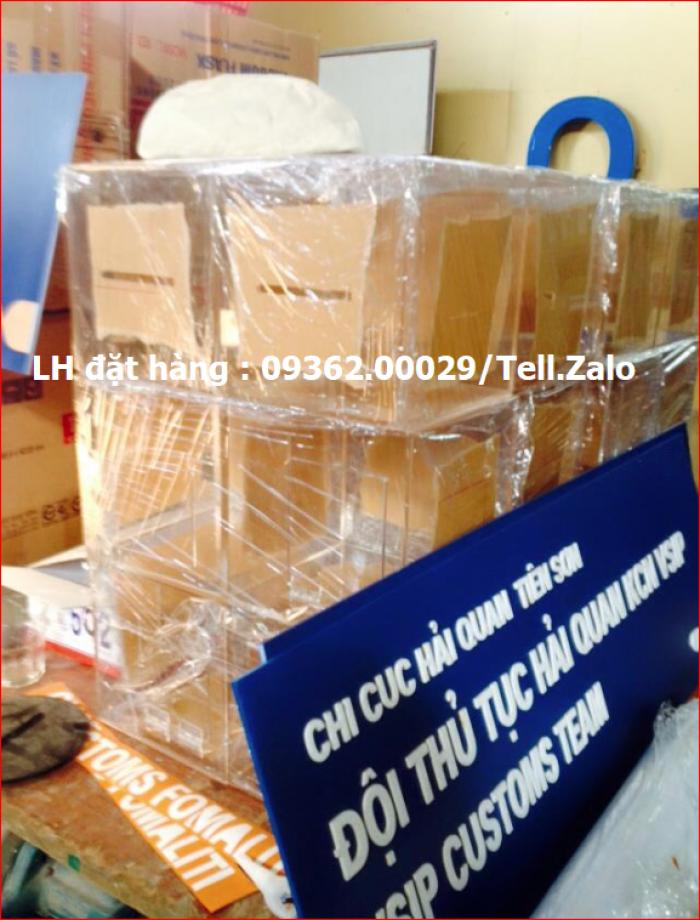 Xưởng chuyên  sản xuất hòm phiếu mica, thùng phiếu mica tại quận Thanh Xuân14