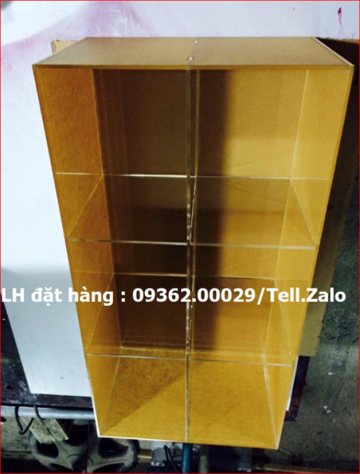Xưởng chuyên  sản xuất hòm phiếu mica, thùng phiếu mica tại quận Thanh Xuân16