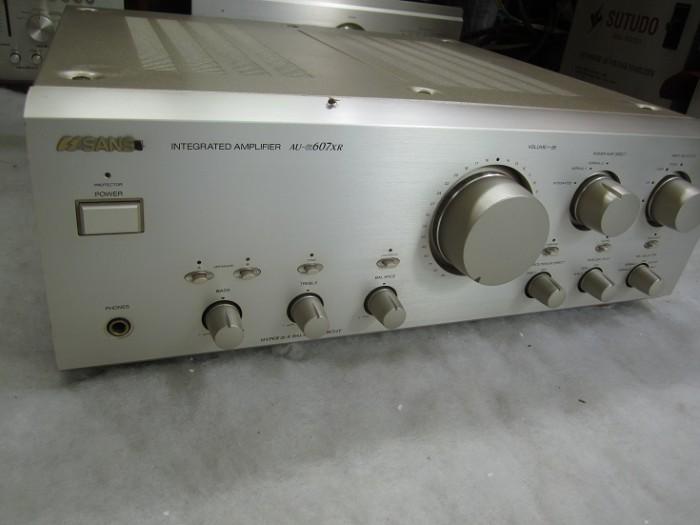 AMPLI SANSUI 607XR6