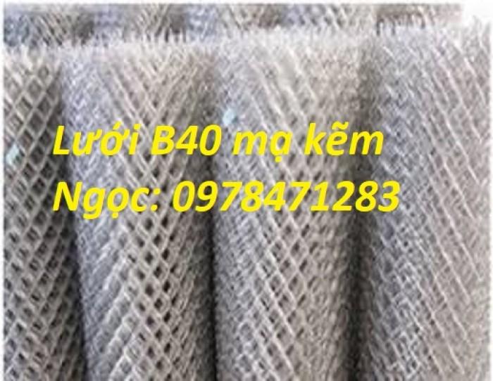Chuyên sản xuất lưới B40, lưới hàng rào dây 2,7 ly, dây 3,4ly, dây 3,7ly.1