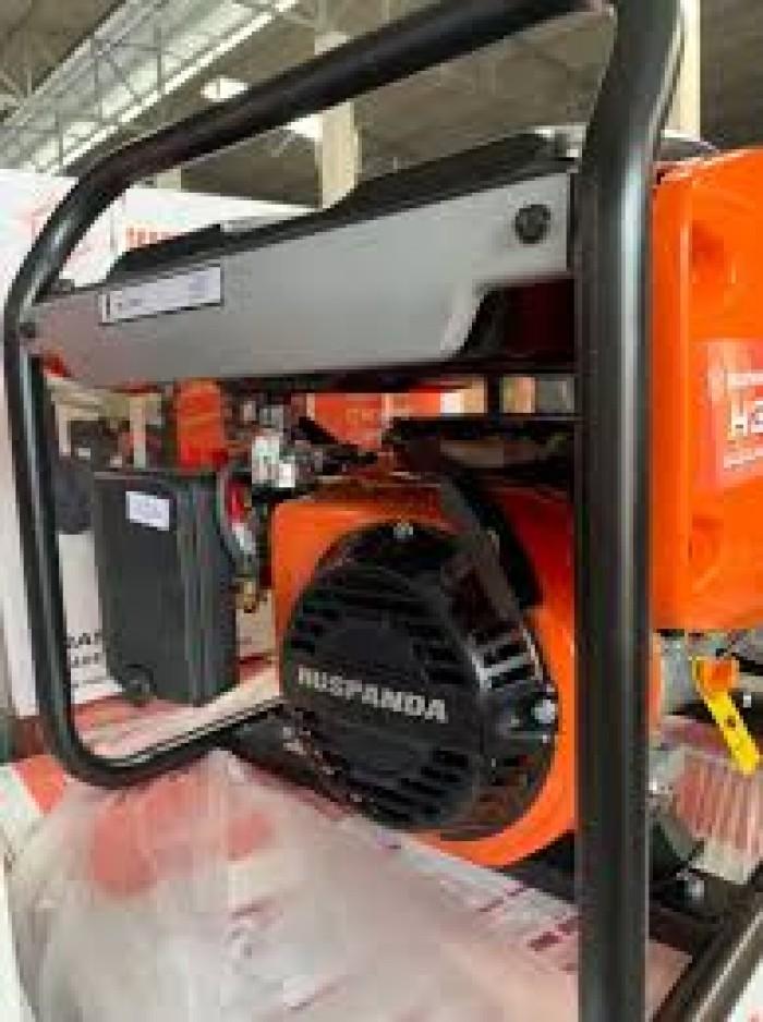 Máy phát điện Huspanda H3600 chạy xăng, giật nổ, công suất 3_3,2kw2