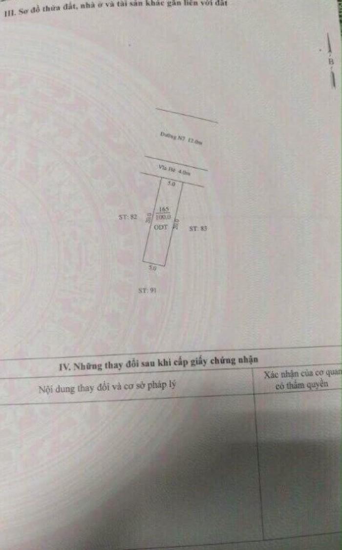 Bán nhà 1 trệt 1 lầu, P.Phú Tân, TP.TDM, DT100m2, TC100%, SHR, 2,650 tỷ. Liên2
