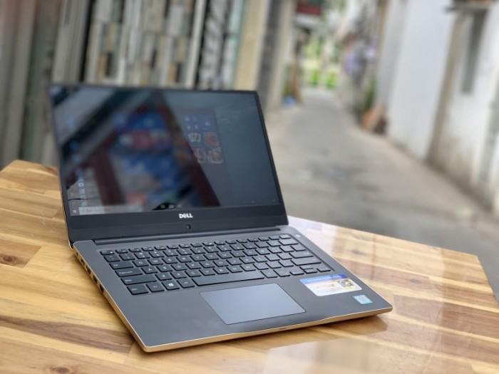 Laptop Dell N7460, Core i5 7200U 4G SSD128+500G Vga rời 940MX Full HD Đèn phí0