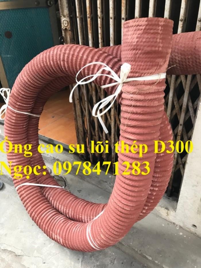 Tổng kho ống cao su lõi thép D90, 100,110,120,150,200 dùng hút cát, dẫn nước.7
