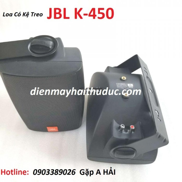 - Loa treo tường BL-F450 có ưu điểm nổi bật là giá thành vừa phải, phù hợp để sử dụng cho các công trình có tính công cộng.1