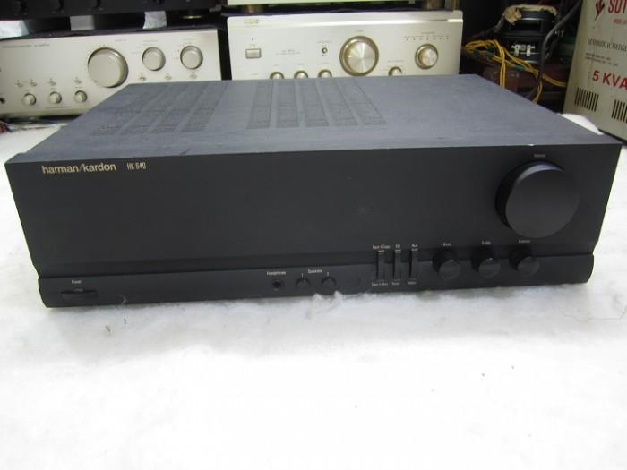 AMPLI HARMAN /KARDON HK 6400