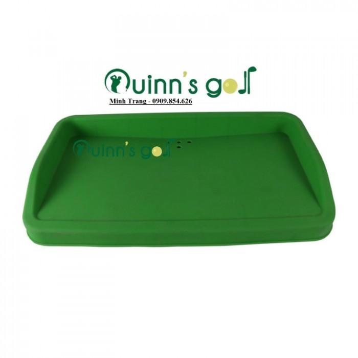 Khay Cao Su Đựng Bóng Golf1
