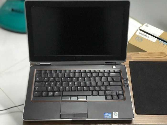 Thanh lý laptop dell zin core i5 ram 4gb 13 inch3