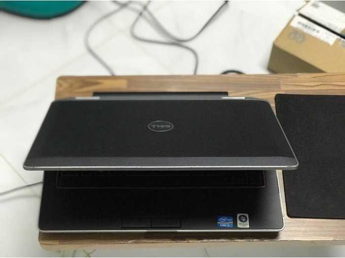 Thanh lý laptop dell zin core i5 ram 4gb 13 inch4