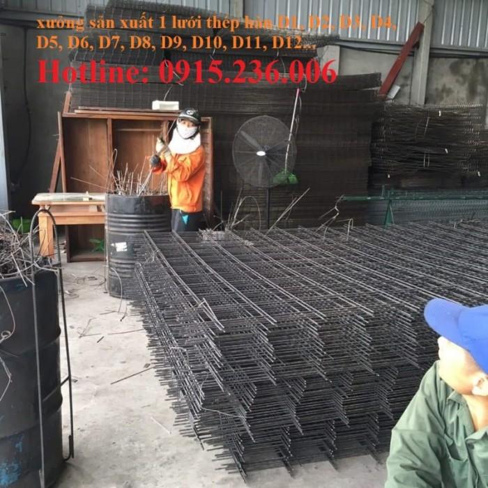 Xưởng sản xuất lưới thép hàn D3, D4, D5, D6 đến D12 phân phối toàn quốc1